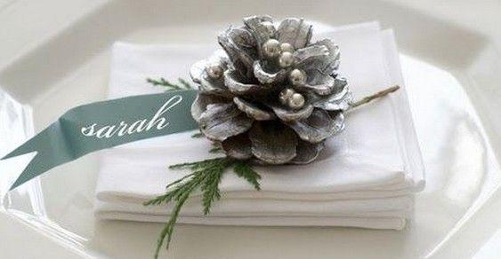 #Natale : 10 idee #green per apparecchiare la tavola