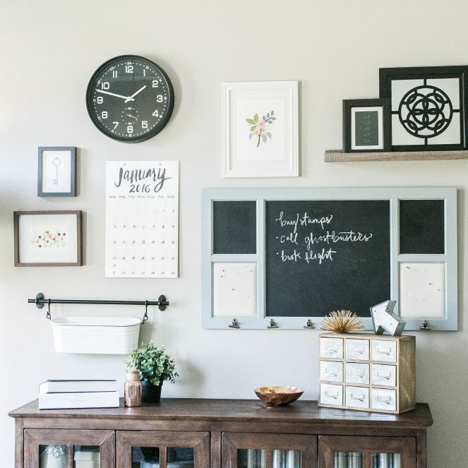 11 Kitchen Decorating Ideas For Your Walls The Anastasia Co Wall Decor Nautical Living Room
