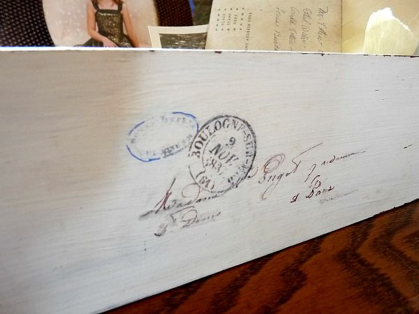 DIY Vintage Sewing Machine Drawer - Reader Feature - The Graphics Fairy