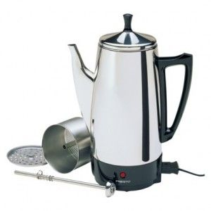 Best Electric Coffee Percolator Buyers Guide - Our Great Coffee