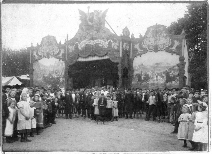 Circus 1888 - 1900 in Asten?