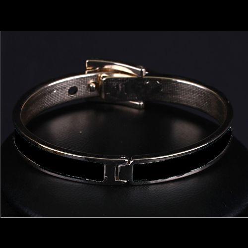 Buckle Bracelet - Black