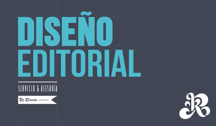 ¡Ofrecemos el Servicio y Asesoría en Diseño Editorial!  Visítanos en www.redisena.mx  Somos #ReDiseña