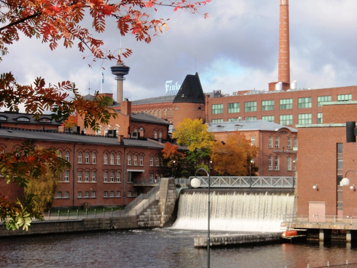 Tampere, Finland.