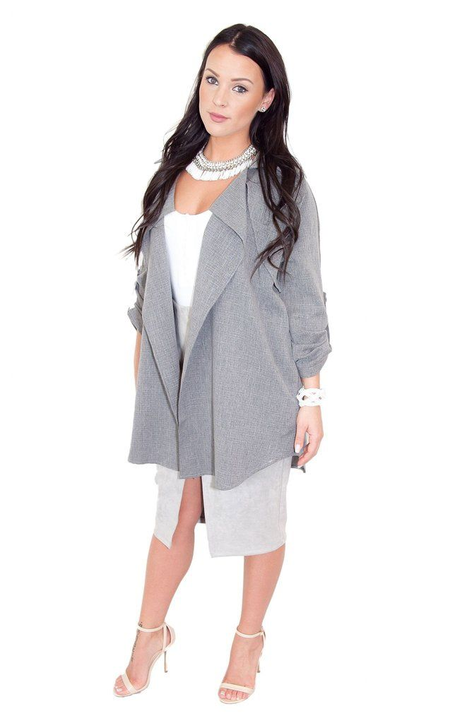 PALERMO TRENCH JACKET