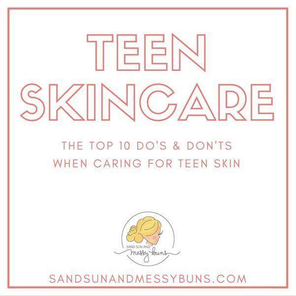 Teen Skin Care: Meine Top-10-Angebote für Teen Skin sowie die besten … – Hautpflege