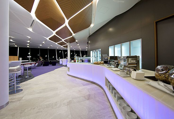 Singapore Airlines lounge access at Canberra Airport - Australian Business…