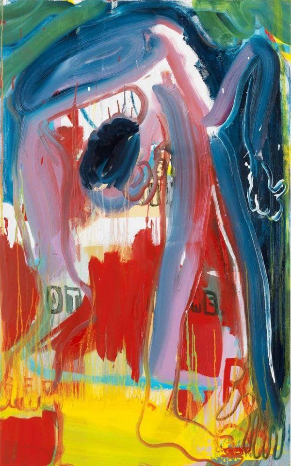 Figure Study, 2013 - Spencer Sweeney (b. Philadelphia, 1973)