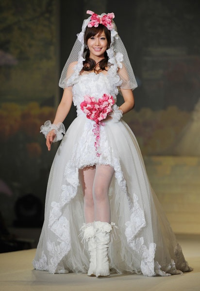 ugly wedding dress