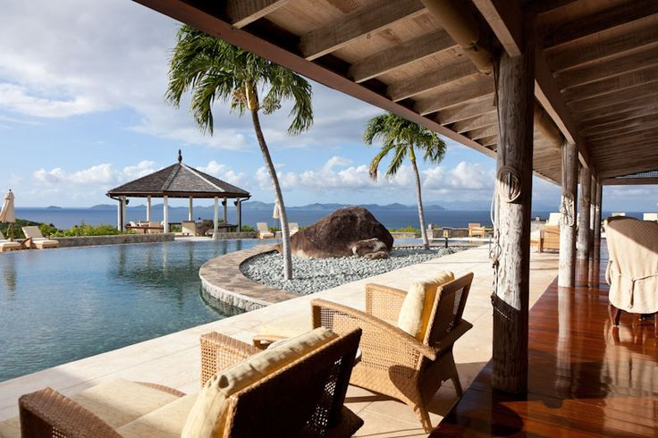 Mustique - Blackstone Villa #mustiquevillas #caribbeanproperty #adventure