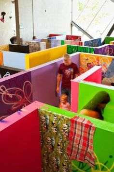 Take your kids to The New Children's Museum in San Diego, California.