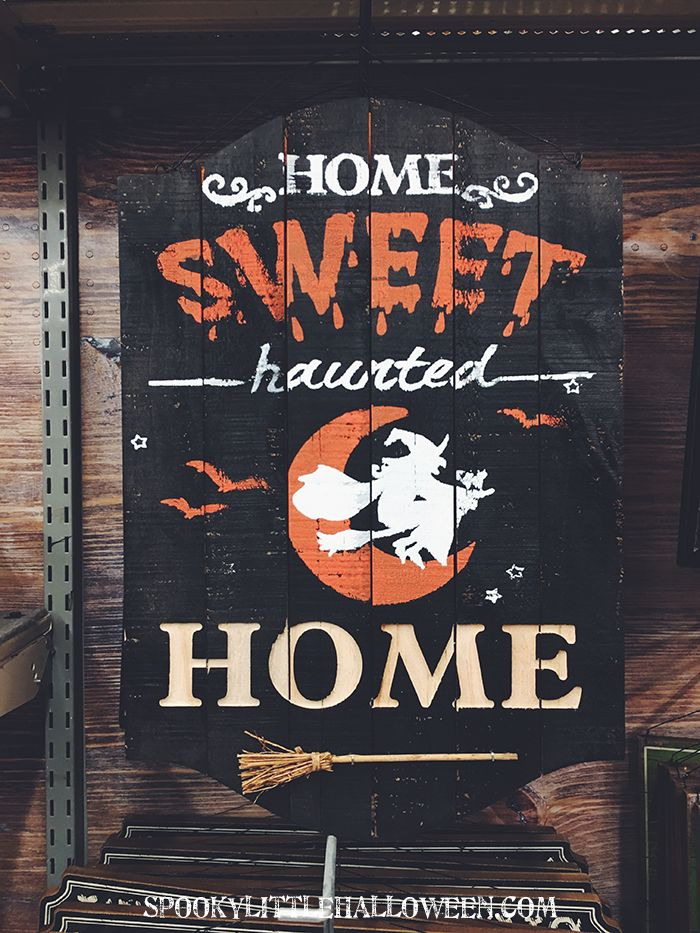 halloween 2017 is on its way and decor is appearing on store shelves heres