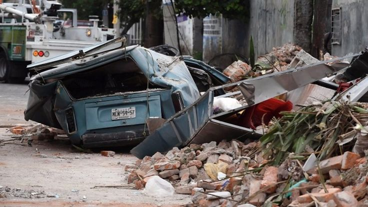 There are at least 36 deaths after the powerful 8.2 quake struck off the southern coast.