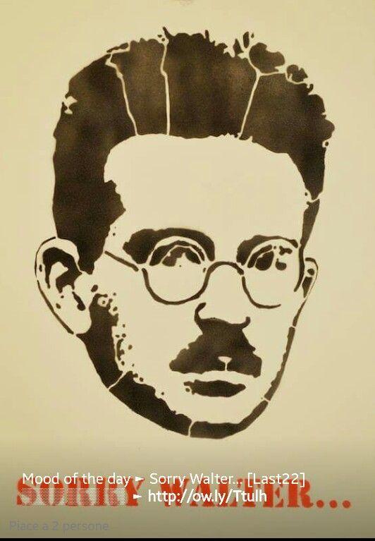 Sorry Walter... -Last22. Stencil tagliato a mano. #art #contemporary #benjaminfranklin #rome #whitenoisegallery