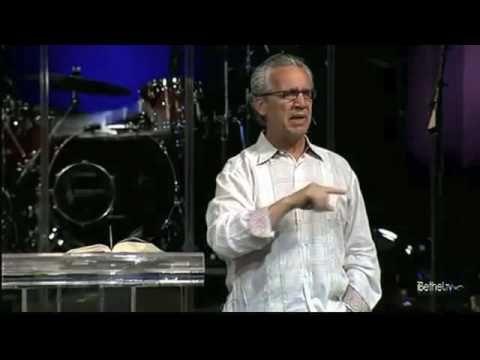 Bill Johnson on Prayer. Obviously, you should watch it.