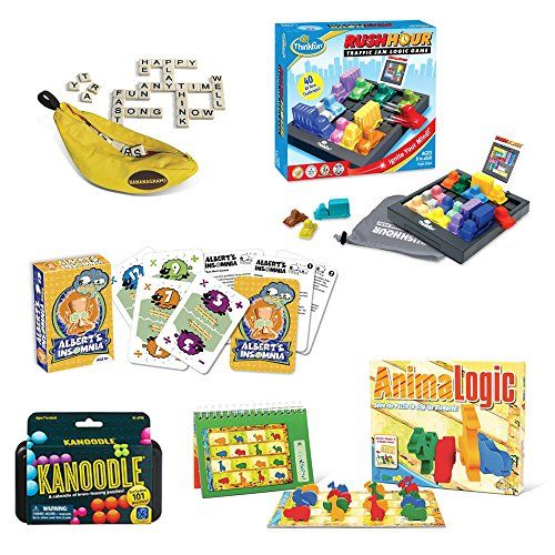 ETA hand2mind Critical Thinking Game Collection
