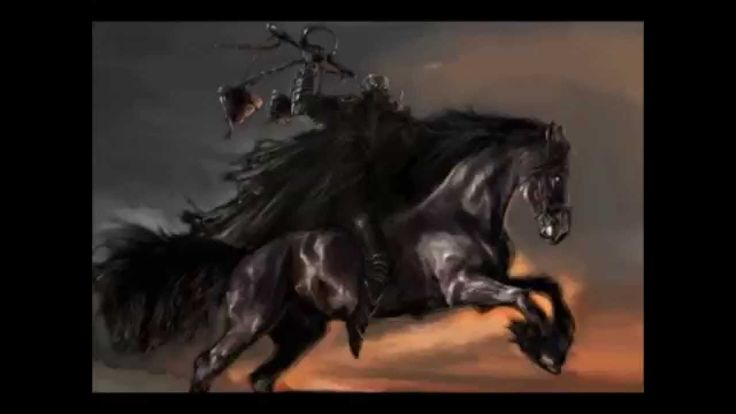 Behold a Black Horse! Signs of the End Times (Latest Breaking News Feb 2...