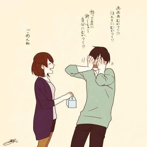 台湾人「日本の人気絵師が描いた3人家族や夫婦のイラストが心温まるwww」 | kaola.jp