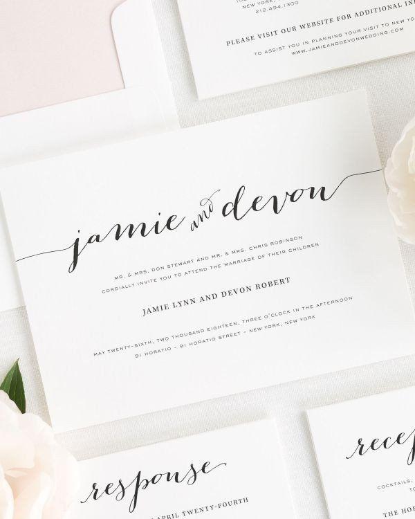 25  best ideas about Wedding invitations online on Pinterest ...