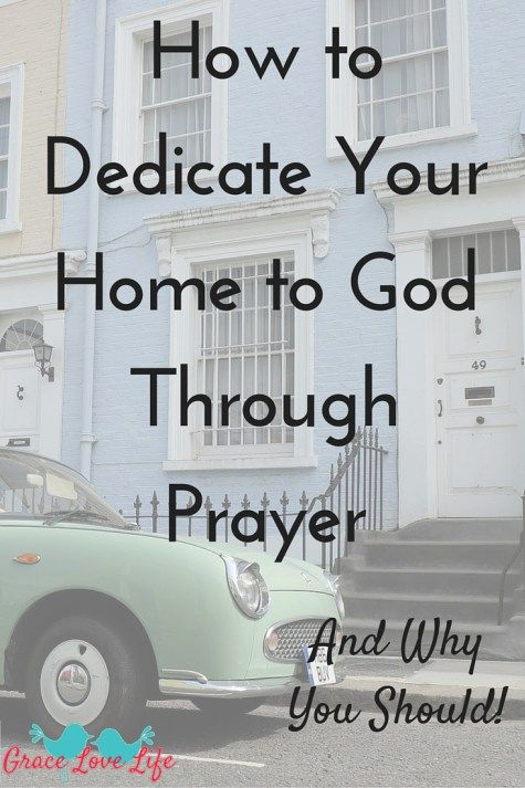 If one action could protect your home from attack wouldn't you do it? Today and I talking all about how we dedicated our house to the Lord and why I believe that you should too.