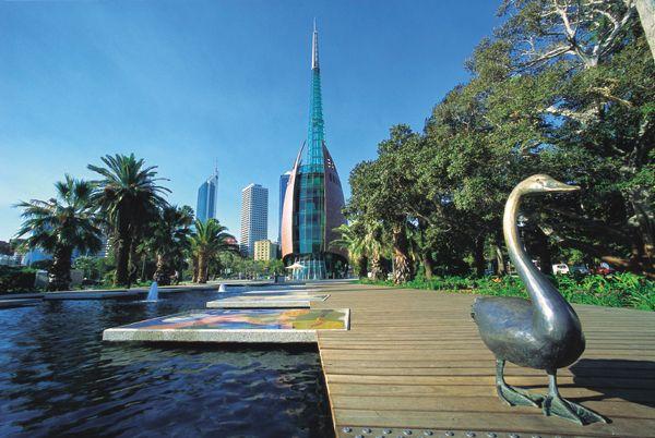 Perth Australia Attractions Perth city
