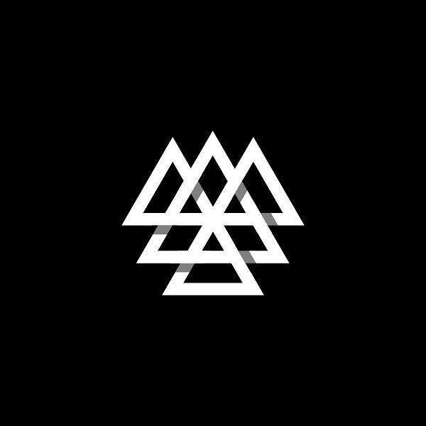 Triangles #symbol #mark #logo #triangles by kakhadzen #startups #tech #gadgets #apps #startuplife #ListHunt