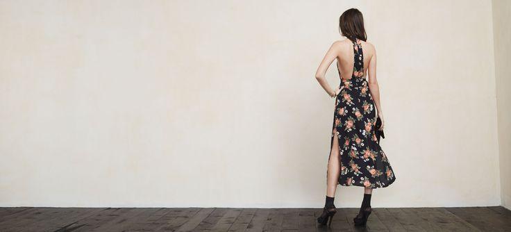 The Reformation - Emma Dress