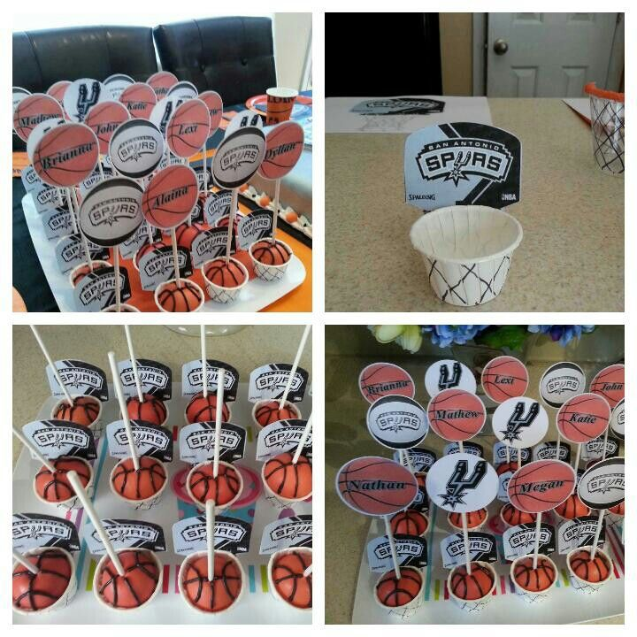 17 best images about spurs party on pinterest basketball for Spurs decorations