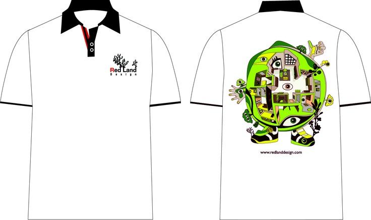 Brainstorming company T-Shirt design concept.