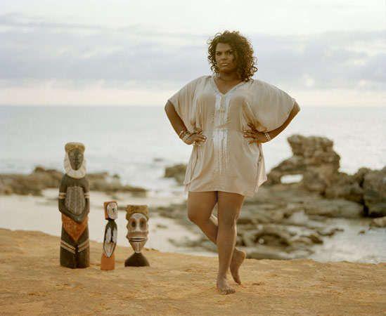 Transgendered Tribal Shoots : Bindi Cole