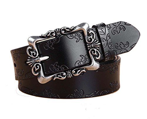 IVERIRMIN Classic Floral Embossed Women Leather Belts for... https://www.amazon.com/dp/B072DYNNZF/ref=cm_sw_r_pi_dp_x_HGxdzbSGKDXHD