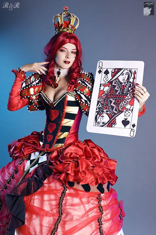 Spades and Hearts by Rei-Doll.deviantart.com on @deviantART