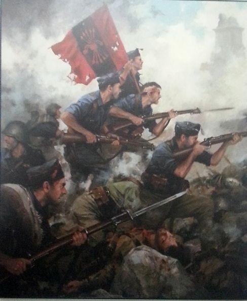 Ataque - Augusto Ferrer-Dalmau