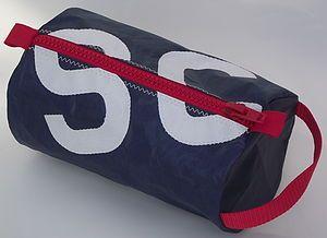 Sailcloth Wash Bag