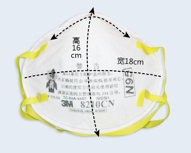 mascherina 3m smog