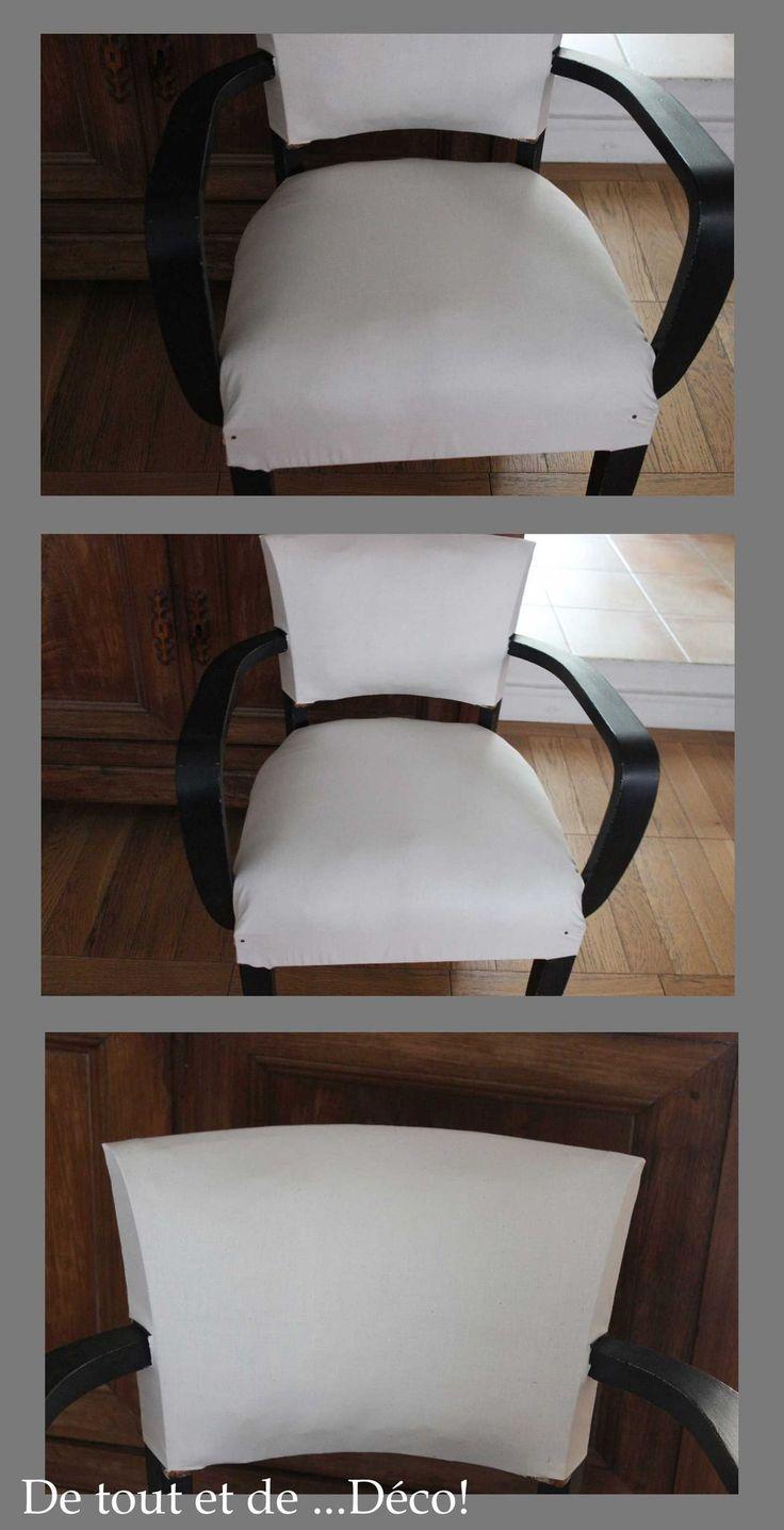 1000 id es sur le th me relooking canap sur pinterest for Coudre housse fauteuil