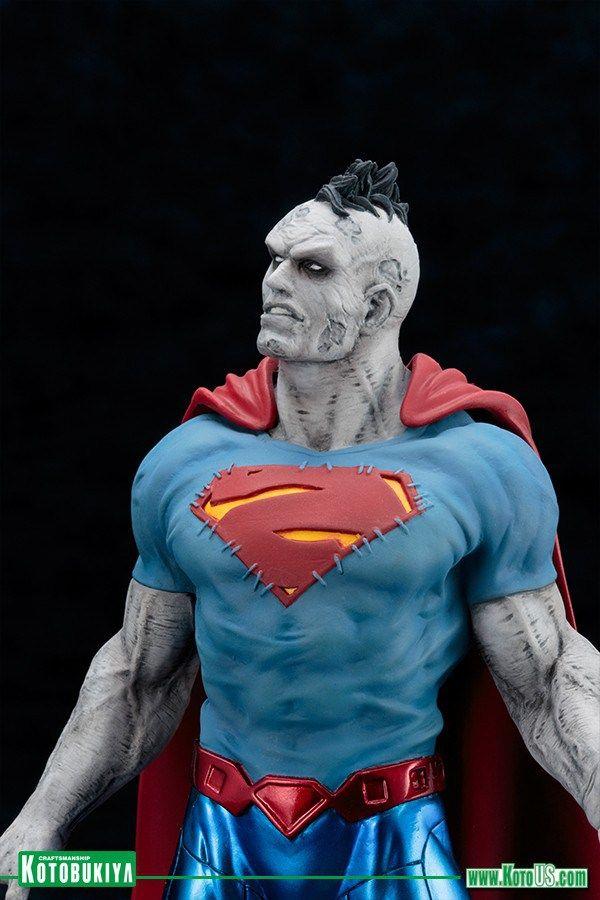 New Images: DC Comics Bizarro New 52 ARTFX+ Statue
