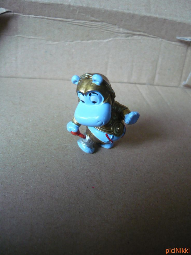 No. 12 | víziló | hippo | Happy Hippo | Kinder | H-IPO | Star Wars