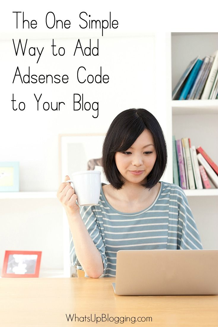 Bloggers rejoice! Here is the simple easy way how to add Adsense code to blogs…