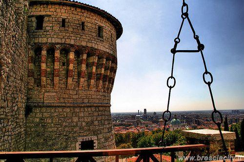 Brescia City - Castello: Torre dei Prigionier