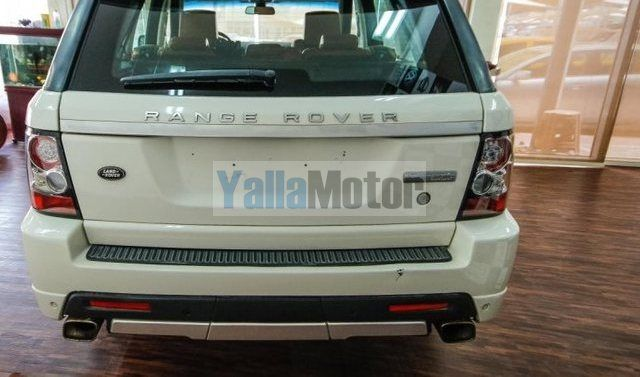 Used Land Rover Range Rover Sport  Autobiography  2007 Car for Sale in Sharjah