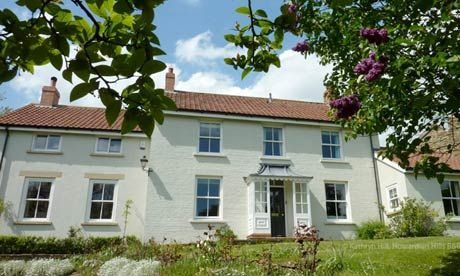 The Mount House, Terrington, Yorkshire