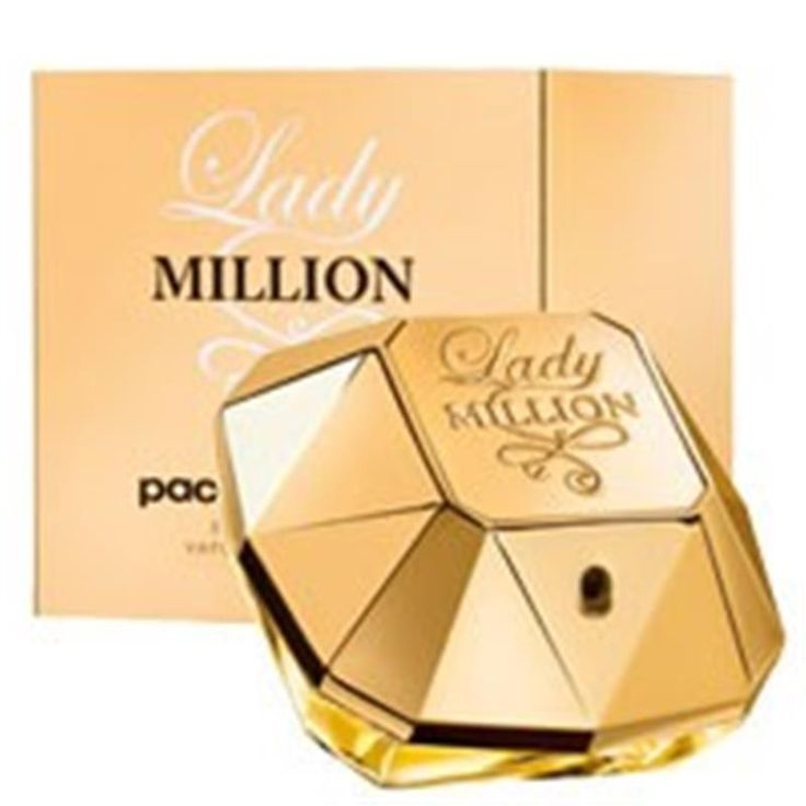 Buy Paco Rabanne Lady Million Eau De Parfum 30ml Online at Chemist Warehouse®