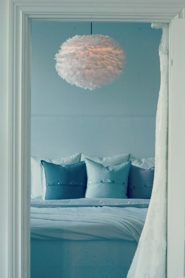 Feather lamp Eos from Vita
