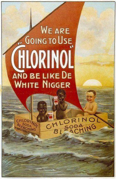 IlPost - Detersivo - Useremo+Chlorinol+e+saremo+come+i+negri+bianchi*  *appellativo+denigratorio+che+indica+gli+irlandesi