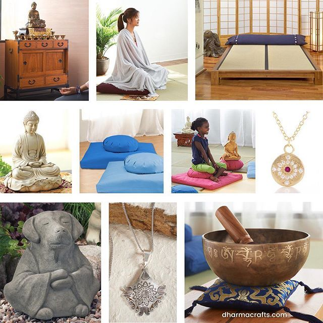 Meditation supplies for all occasions and traditions.