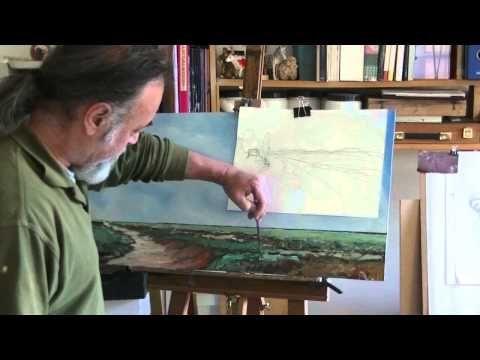 come  dipingere un paesaggio: 2°parte
