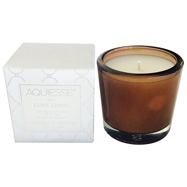 Aquiesse candles - buy aquiesse portfolio collection scented soy votive candle luxe linen 2.3oz at top brand. Find smelling fresh aquiesse candles.