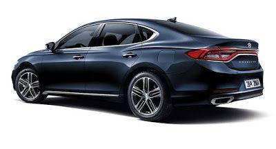 Hyundai ist alle neuen 2017 Azera / Grandeur startet In Korea Galleries Hyundai Hyundai Azera Hyundai Grandeur Korea New Cars