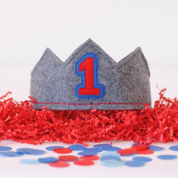 First Birthday Boy Boy Birthday Crown Boy Birthday: 17 Best Ideas About Birthday Crowns On Pinterest